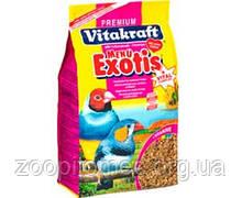Корм для экзотических птиц Vitakraft Витакрафт Exotis 1 кг
