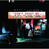 CD 'Elton John -1972- Don't Shoot Me I'm Only The Piano Player'