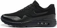 Кроссовки Nike Air Max 90 Ultra Moire All Black, найк, аир макс, найк, аир макс