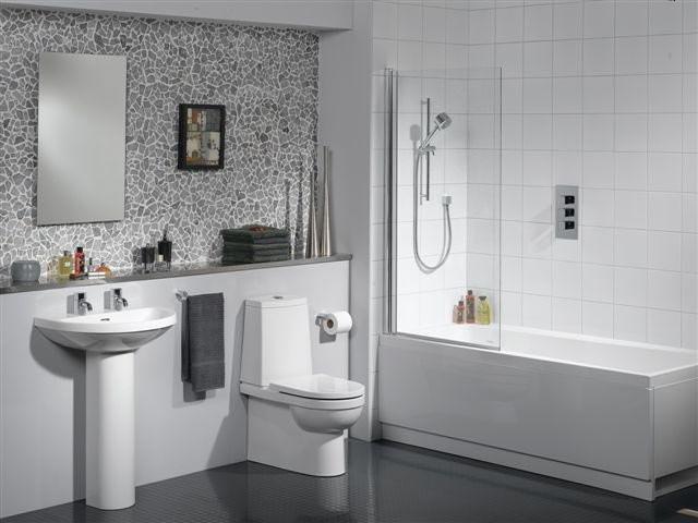 Разные аксессуары для ванных комнат