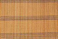 Подложка под горячую посуду на стол бамбук золото 30см*40см