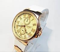 Роскошные женские часы Ulysse Nardin Maxi Marine