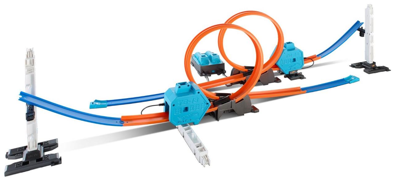 Трек Хот Вилс Усилитель мощности Hot Wheels Track Builder System Power Booster Kit