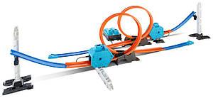 Трек Хот Вилс Усилитель мощности Hot Wheels Track Builder System Power Booster Kit, фото 2