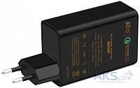Зарядное устройство KFD Quick Charge 2.0 Black (Q19-5/6.8 ) (246040)