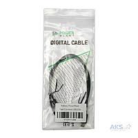USB кабель PowerPlant USB 3.0 Type C – microUSB 1.5м (KD00AS1258)