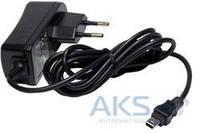 Зарядное устройство PowerPlant miniUSB Charging 1A (Black)