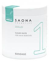 Шугаринг паста  Saona Cosmetics 1 кг  BANDAGE Бандажная
