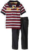 """Комплект для мальчика U.S. Polo Assn. из 2х ед. (поло и джинсы) """"Всадник"""" р.5, фото 1"""