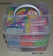 Резинки для плетения браслетов Loom Bands