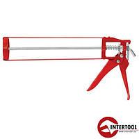 Пистолет для выдавливания силикона рамообразный (HT-0022)