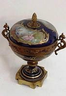 Конфетница, фарфор Севр 19 век