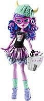Кукла Монстер Хай Кьерсти Троллсон серия Монстры по обмену Monster High Brand-Boo Students Kjersti Trollson