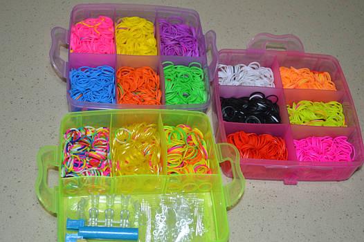 Наборы для плетения браслетов Loom Bands