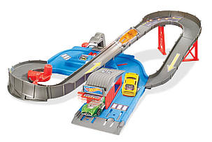 Трек Хот Вилс Город Спидвей Городская трасса Hot Wheels City Speedway Trackset, фото 2