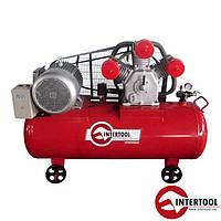 Компрессор 300л, 15HP, 11кВт, 380В, 8атм, 1600л/мин. 3 цилиндра (PT-0050)