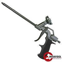 Пистолет для монтажной пены с полным тефлоновым покрытием профессиональный (PT-0606)