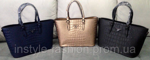 Сумки-копии брендов, Сумка Prada темно-синяя  купить недорого копия ... 68e59e38443