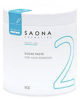 Шугаринг паста Saona Cosmetics 1 кг ICE Очень мягкая 2