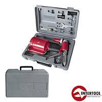 Пистолет заклепочный пневматический в чемодане с аксессуарами (PT-1304)