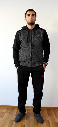 84567a2c Мужской утепленный спортивный костюм Nike кашка реплика: продажа ...