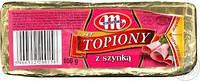 Сыр Mlekovita Topiony с беконом плавленый сливочный 60%. 100г