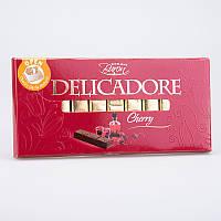 Шоколад Delicadore Cherry 200г Деликадоре