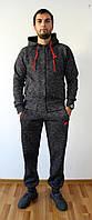Мужской утепленный спортивный костюм Nike кашка №1