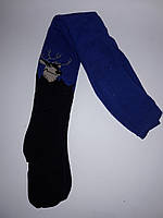 Махровые колготки большых размеров, фото 1