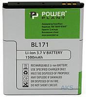 Аккумулятор Lenovo A390 IdeaPhone / BL171 / DV00DV6234 (1500 mAh) PowerPlant