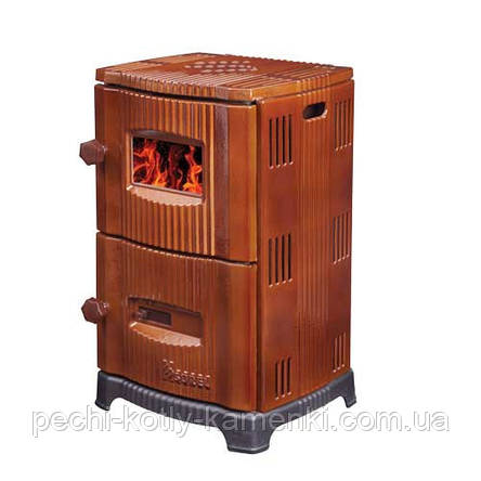 Конвекционная печь EM-5151 Duval SUREL коричневая, фото 2