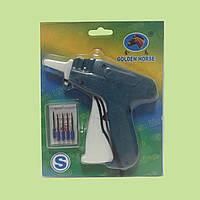 Игольчатый пистолет + 5 игл в комплекте Golden Horse