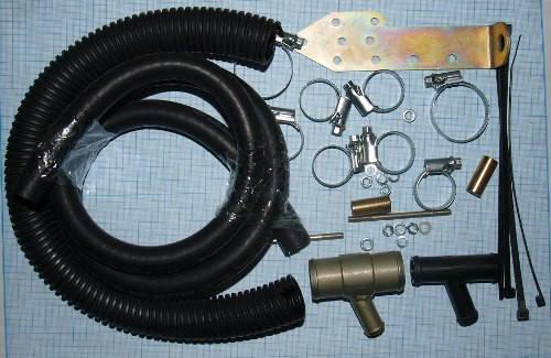 Монтажный комплект Северс М, № 1704 Renault Duster, дв. F4R (2,0 л), 2011 г.в., МКПП