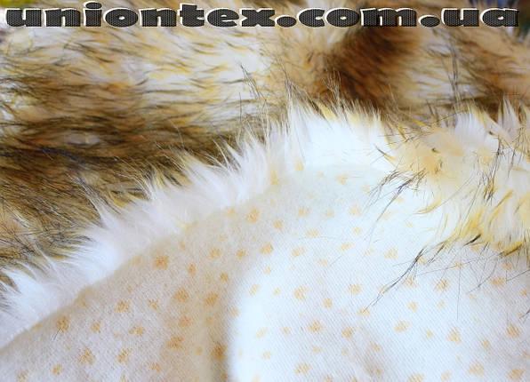 Мех искусственный длинноворсовый, фото 2