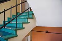 Ограждения и перила лестничные ажурные, артикул 02-01-0001