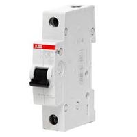 АВВ  автоматический выключатель  SH201-В 16A