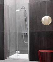 Отдельные складывающиеся  душевые дверцы - правая Kolpa-San Terra TV/S 80/K-R silver 534051