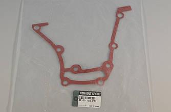 Прокладка передньої кришки на Renault Trafic 2001-> 1.9 dCi — Renault (Оригінал) - 135208446R