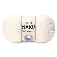 Nako Pure Wool 3,5 (Пур вул) 2378 100%шерсть