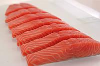 Филе лосося охлаждённое 2,2кг
