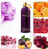 Montale Dark Purple парфюмированная вода 100 ml. (Тестер Монталь Дарк Пурпл), фото 4