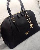 Женская модная сумочка Guess черная