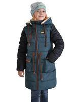 Зимние куртки, пальто, пуховики и комбинезоны для девочек