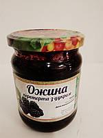 Ожина перетерта з цукром (0,5 л) ОРА АГРО-ЕКО, фото 1