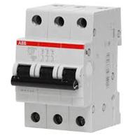 АВВ  автоматический выключатель  SH203-В 16A