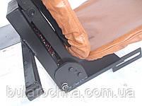 Сиденье для мототрактора (мягкое на аммортизаторе), фото 4