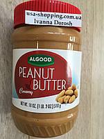 Вкусная кремовая арахисовая паста ALLGOOD, 510грамм