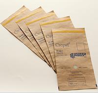 Пакеты для стерилизации крафт 75х150