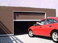 Ворота  2500*2150 мм ,коричневый цет