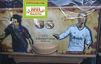 Комод пластиковый Еlif (Элиф), с рисунком Футбол - Лига Чемпионов